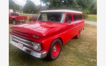 1966 Chevrolet Suburban for sale 101392230