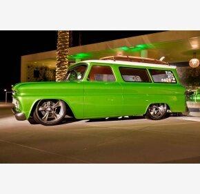1966 Chevrolet Suburban for sale 101334940