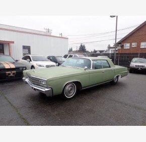 1966 Chrysler Imperial for sale 101055262