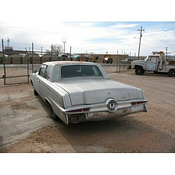1966 Chrysler Imperial Crown for sale 101080176