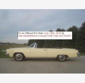 1966 Chrysler Imperial for sale 101294211