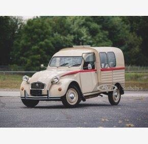1966 Citroen 2CV for sale 101319589