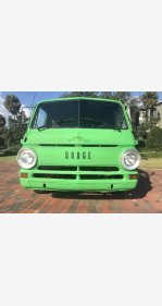 1966 Dodge A100 for sale 101066594