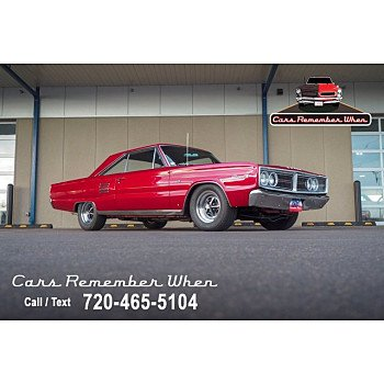1966 Dodge Coronet for sale 101249240