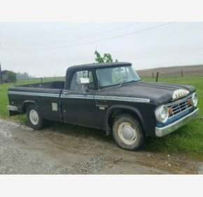1966 Dodge D/W Truck for sale 100869422