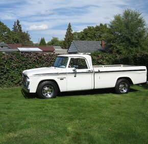 1966 Dodge D/W Truck 2WD Regular Cab D-100 for sale 101041147