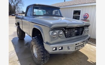 1966 Dodge D/W Truck for sale 101274741