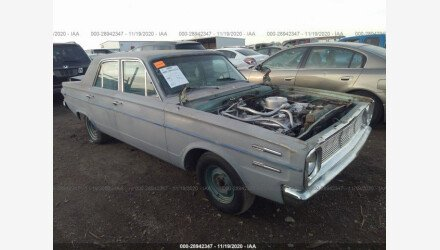 1966 Dodge Dart for sale 101410015
