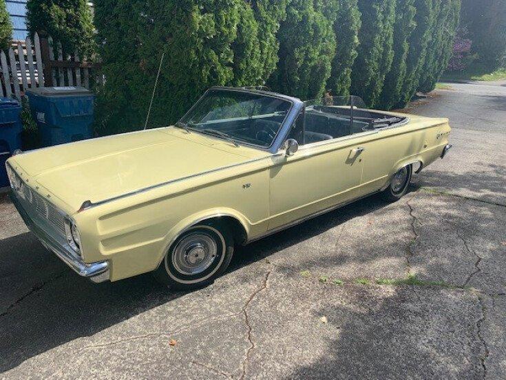 1966 Dodge Dart GT for sale 101508263