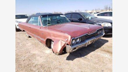 1966 Dodge Monaco for sale 101493281