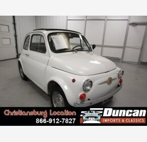 1966 FIAT 500 for sale 101276870