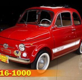 1966 FIAT 500 for sale 101379395