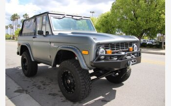 1966 Ford Bronco for sale 101002581