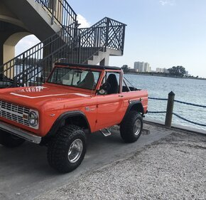 1966 Ford Bronco for sale 101035874