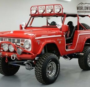 1966 Ford Bronco for sale 101051807