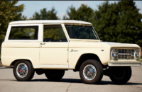 1966 Ford Bronco for sale 101053826