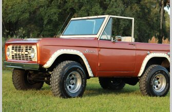 1966 Ford Bronco for sale 101133667