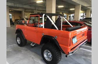 1966 Ford Bronco for sale 101178829
