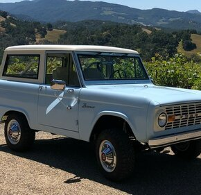 1966 Ford Bronco for sale 101182452
