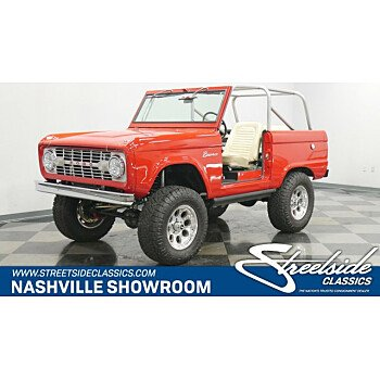 1966 Ford Bronco for sale 101259005