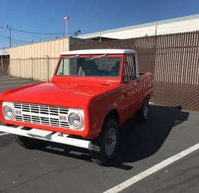 1966 Ford Bronco for sale 101266095