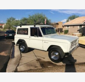 1966 Ford Bronco for sale 101270850