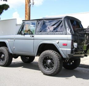 1966 Ford Bronco for sale 101281176