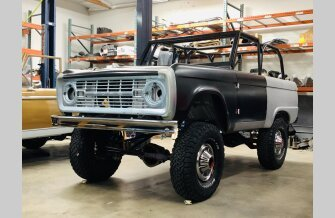 1966 Ford Bronco for sale 101284479