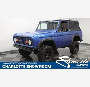 1966 Ford Bronco for sale 101287587