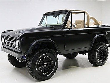1966 Ford Bronco for sale 101316289