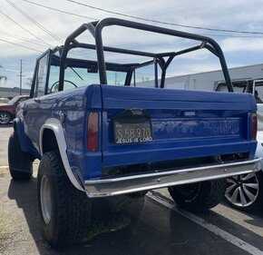 1966 Ford Bronco for sale 101336150