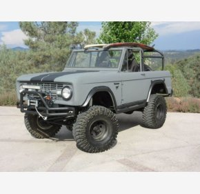 1966 Ford Bronco for sale 101357290