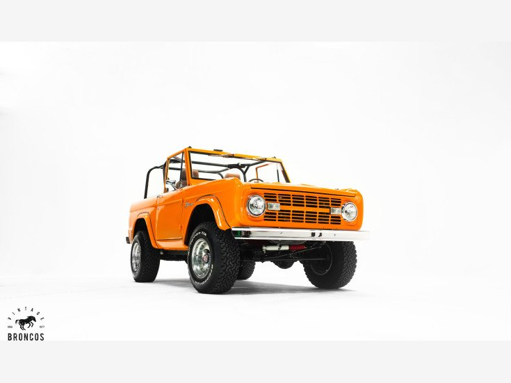 1966 Ford Bronco for sale 101402947