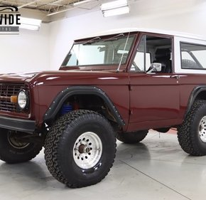 1966 Ford Bronco for sale 101407444
