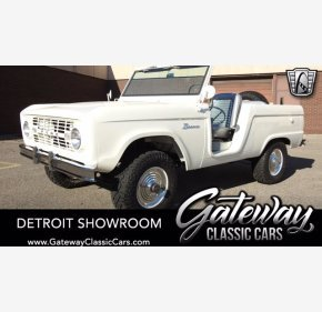 1966 Ford Bronco for sale 101444042