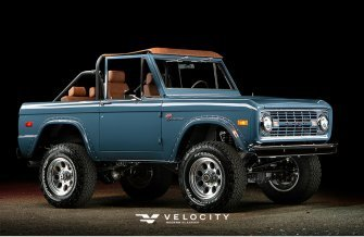 1966 Ford Bronco for sale 101526130