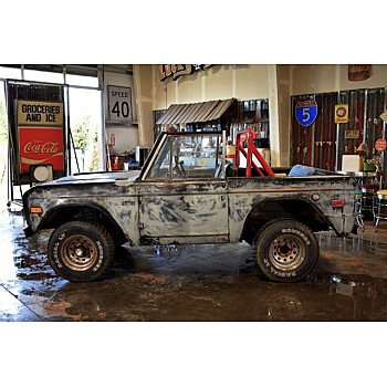 1966 Ford Bronco for sale 101610112