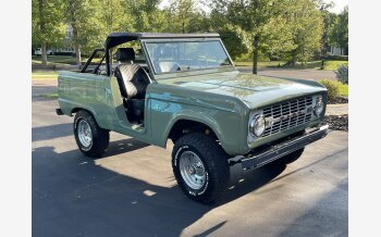 1966 Ford Bronco Sport for sale 101628580