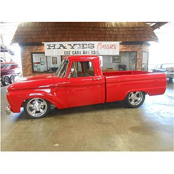 1966 Ford F100 for sale 100886274