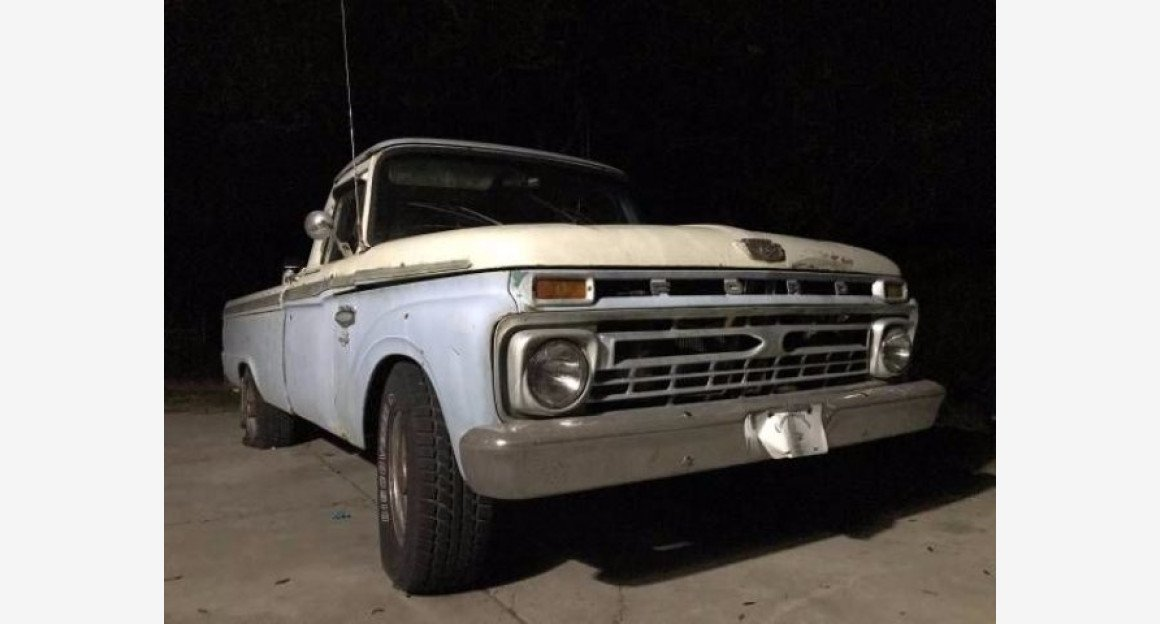 1966 Ford F100 for sale 100924341