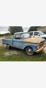 1966 Ford F100 for sale 100827876