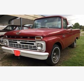 1966 Ford F100 for sale 100872200