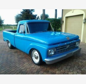 1966 Ford F100 for sale 101000354