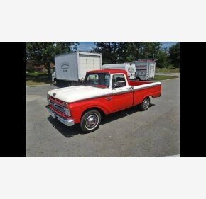 1966 Ford F100 for sale 101035348