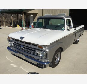 1966 Ford F100 2WD Regular Cab for sale 101079825