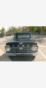 1966 Ford F100 for sale 101112285