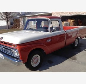 1966 Ford F100 for sale 101118400