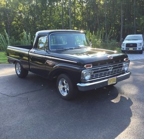 1966 Ford F100 2WD Regular Cab for sale 101140527