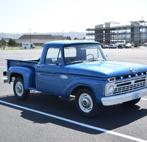 1966 Ford F100 2WD Regular Cab for sale 101154735