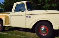 1966 Ford F100 2WD Regular Cab for sale 101186376